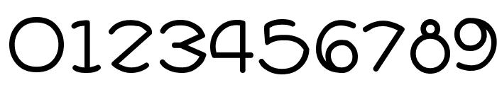 ZirkleOne Bold Font OTHER CHARS