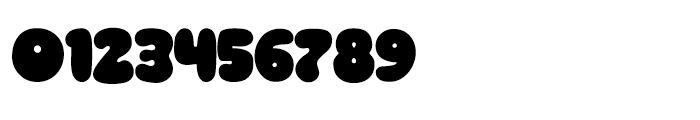 Ziclets Regular Font OTHER CHARS