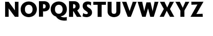 Zigfrid Black Font UPPERCASE