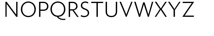 Zigfrid Light Font UPPERCASE