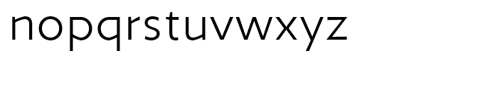Zigfrid Light Font LOWERCASE