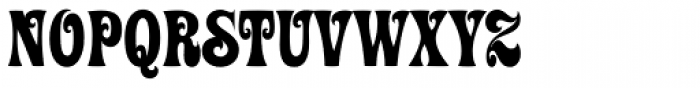 Ziggy Com Font UPPERCASE