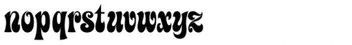 Ziggy Com Font LOWERCASE