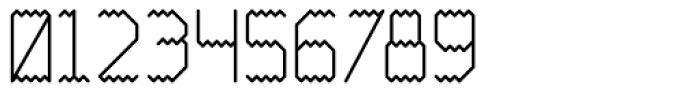 Ziggy Sans Regular Font OTHER CHARS