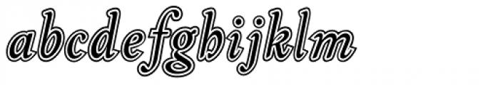 Ziletti Pop Font LOWERCASE