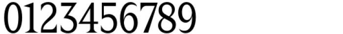 Zin Display Condensed Regular Font OTHER CHARS