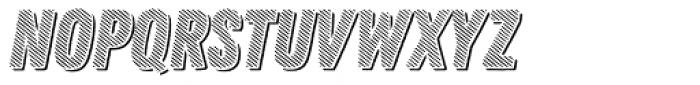 Zing Rust Diagonals1 Base Shadow1 Font UPPERCASE
