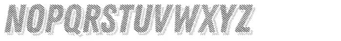 Zing Rust Diagonals1 Base Shadow5 Font UPPERCASE