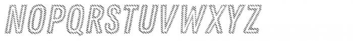 Zing Rust Diagonals1 Base2 Font UPPERCASE