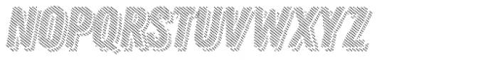Zing Rust Diagonals2 Base Shadow4 Font LOWERCASE