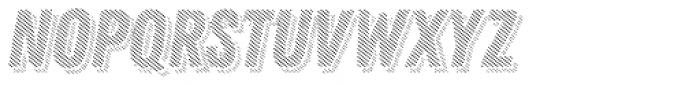 Zing Rust Diagonals2 Base Shadow5 Font UPPERCASE