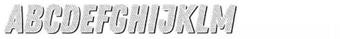 Zing Rust Diagonals3 Base Shadow1 Font UPPERCASE