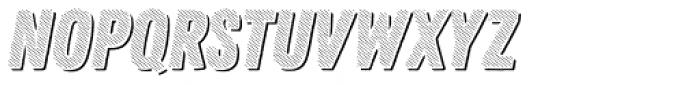 Zing Rust Diagonals3 Base Shadow1 Font LOWERCASE