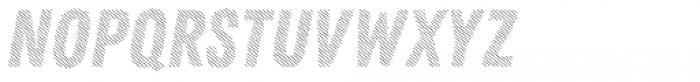 Zing Rust Diagonals3 Base Font UPPERCASE