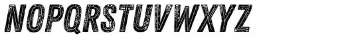 Zing Rust Grunge2 Base2 Line Font LOWERCASE