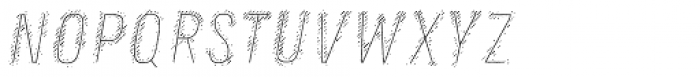 Zing Rust Line Diagonals1 Fill2 Line Font UPPERCASE