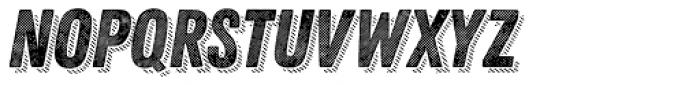 Zing Rust Line Diagonals2 Base Shadow3 Font UPPERCASE