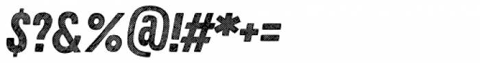 Zing Rust Line Diagonals2 Base Font OTHER CHARS