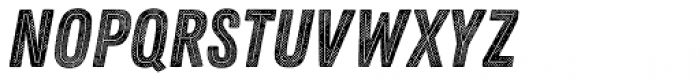Zing Rust Line Diagonals2 Base2 Line Font UPPERCASE