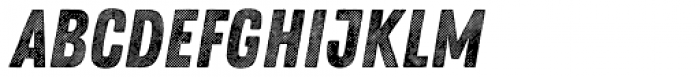 Zing Rust Line Diagonals2 Base Font UPPERCASE