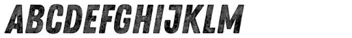 Zing Rust Line Diagonals2 Base Font LOWERCASE