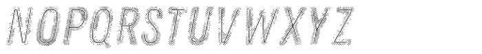 Zing Rust Line Diagonals2 Fill2 Line Font LOWERCASE