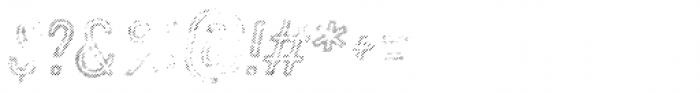Zing Rust Line Diagonals2 Fill2 Font OTHER CHARS