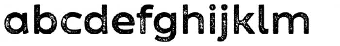 Zing Sans Rust Bold Base Grunge Font LOWERCASE
