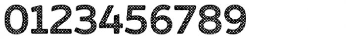 Zing Sans Rust Bold Base Halftone A Font OTHER CHARS