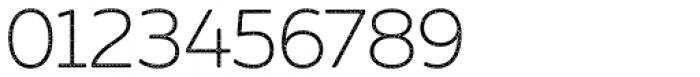 Zing Sans Rust Light Base Halftone A Font OTHER CHARS