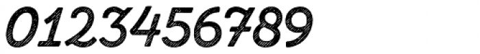 Zing Script Rust Bold Base Line Diagonals Font OTHER CHARS