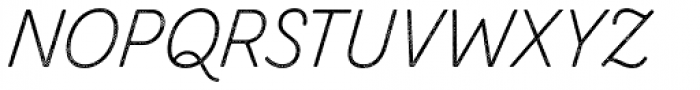 Zing Script Rust Light Base Line Diagonals Font UPPERCASE