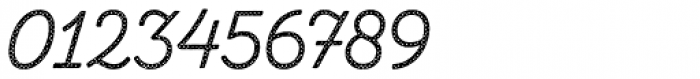 Zing Script Rust Regular Base Halftone A Font OTHER CHARS