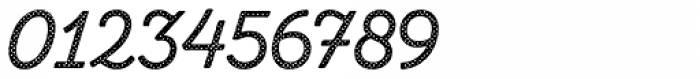 Zing Script Rust Semi Bold Base Halftone A Font OTHER CHARS