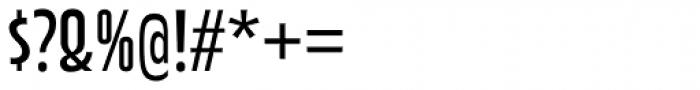 Zingende Regular Font OTHER CHARS