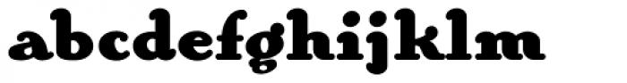 Zinzinnati Swash Font LOWERCASE