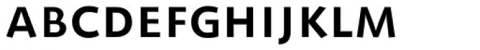 ZionTrain SCOSF DemiBold Font LOWERCASE