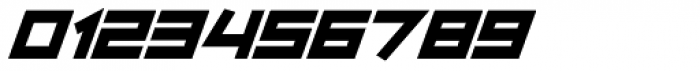 ZipSonik Italic Font OTHER CHARS