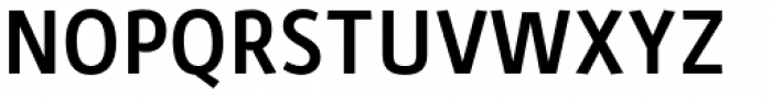 Zipolite SemiBold Font UPPERCASE