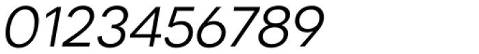 Zirkel Regular Italic Font OTHER CHARS