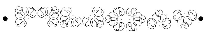 ZnikomitS03 Font OTHER CHARS