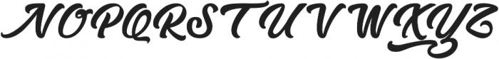 Zomtam Thai ttf (400) Font UPPERCASE