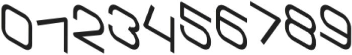 Zoomer Regular otf (400) Font OTHER CHARS