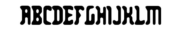 Zodillinstrisstirust Font LOWERCASE