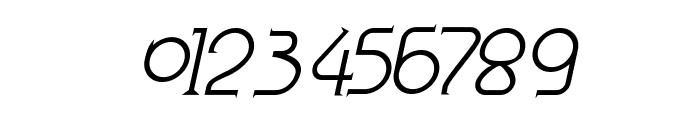 Zoloft-Italic Font OTHER CHARS