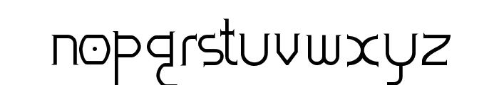 Zoloft Normal Font LOWERCASE