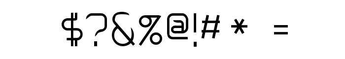 Zoloft Font OTHER CHARS