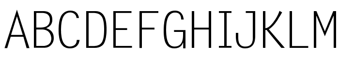 Zomnk Font LOWERCASE