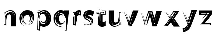 ZookyZooky Font LOWERCASE