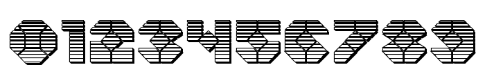 Zoom Runner Chrome Font OTHER CHARS